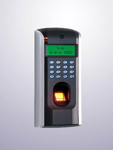 F7 - Fingerprint & Password Access